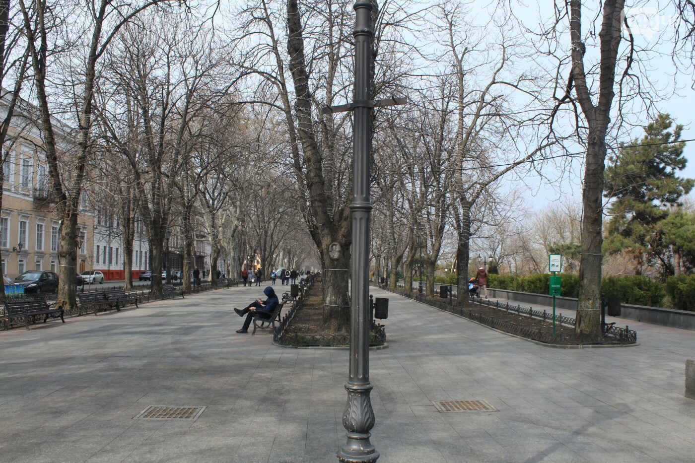 Приморский бульвар в Одессе сегодня и много лет назад: подборка фотографий, - ФОТО , фото-8