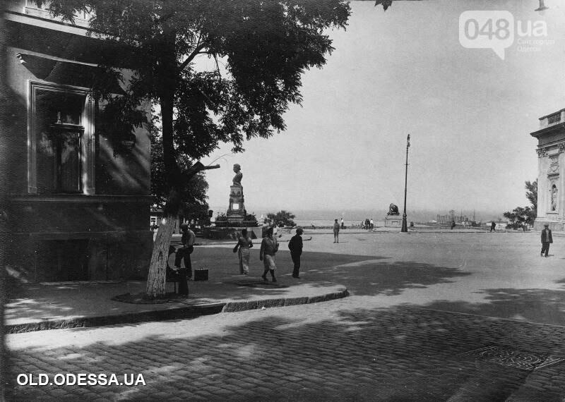 Приморский бульвар в Одессе сегодня и много лет назад: подборка фотографий, - ФОТО , фото-1