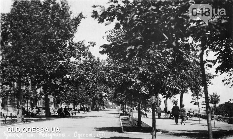 Приморский бульвар в Одессе сегодня и много лет назад: подборка фотографий, - ФОТО , фото-7
