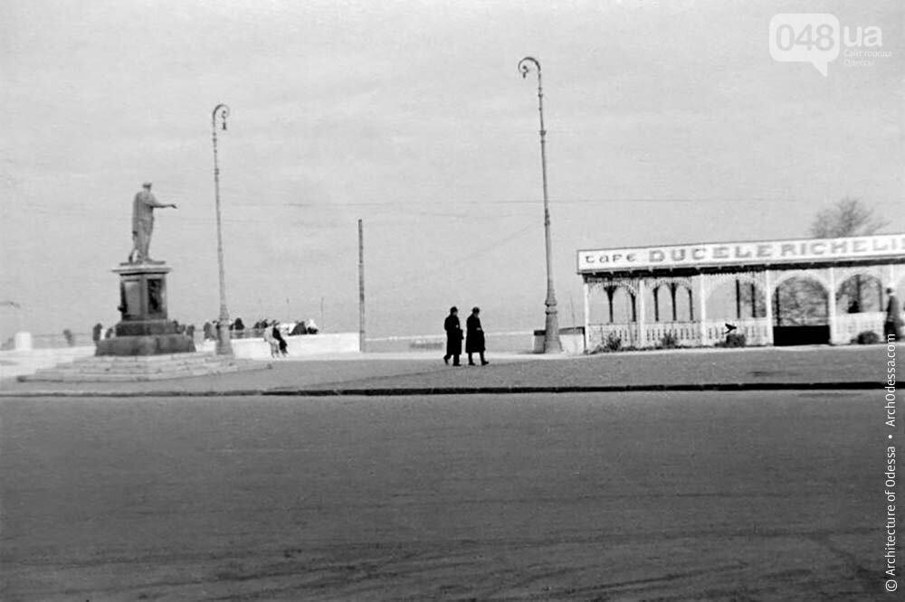 Приморский бульвар в Одессе сегодня и много лет назад: подборка фотографий, - ФОТО , фото-23