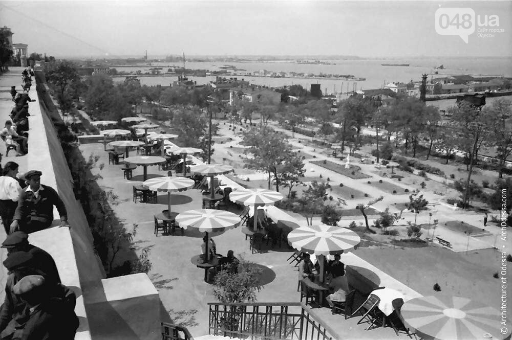 Приморский бульвар в Одессе сегодня и много лет назад: подборка фотографий, - ФОТО , фото-29