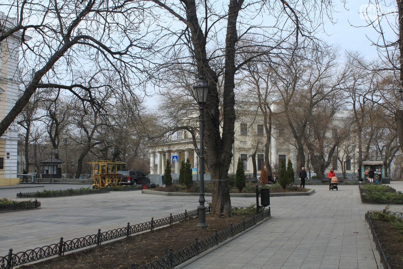 Приморский бульвар в Одессе сегодня и много лет назад: подборка фотографий, - ФОТО , фото-38
