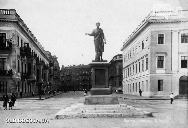Приморский бульвар в Одессе сегодня и много лет назад: подборка фотографий, - ФОТО , фото-19