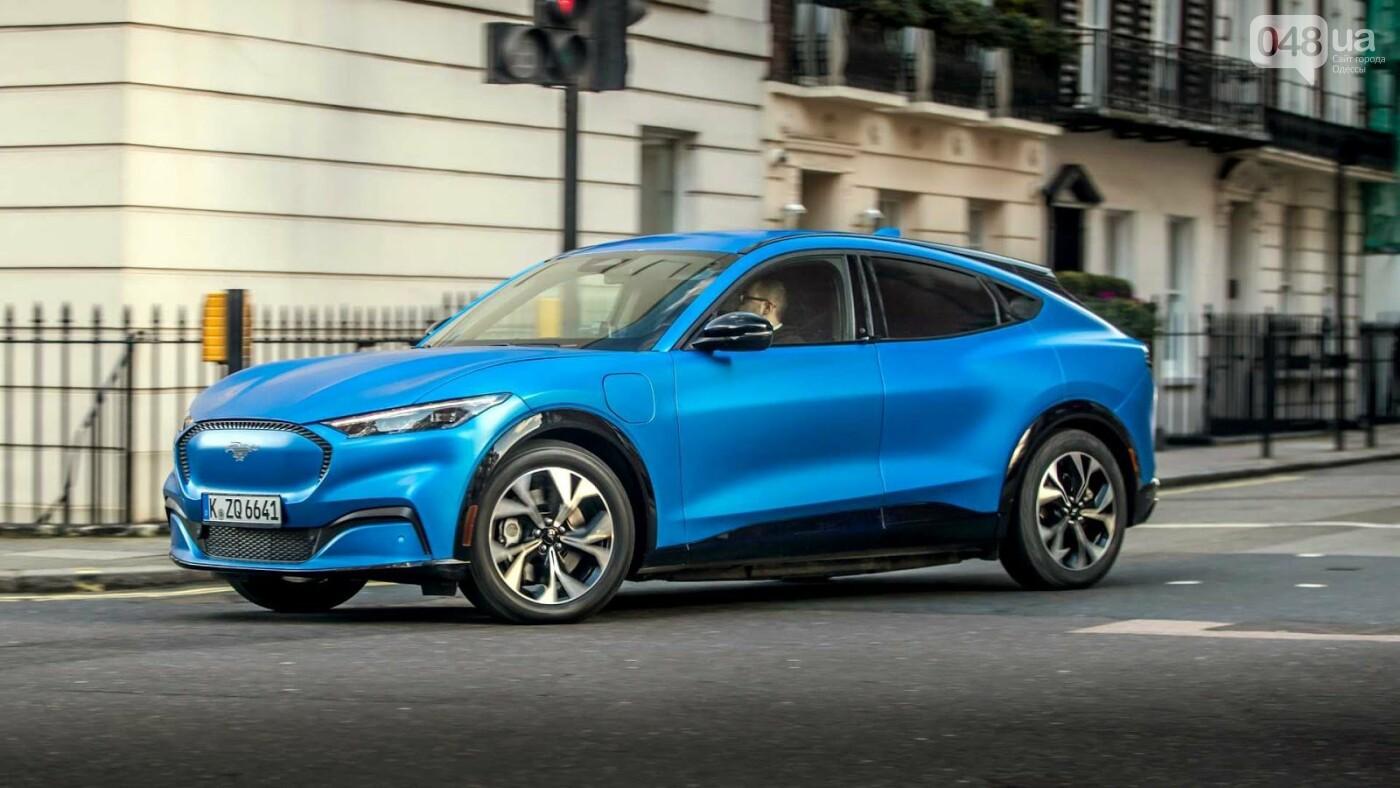 Ford: к 2030 году на европейский авторынок будут поставляться только электромобили, фото-2