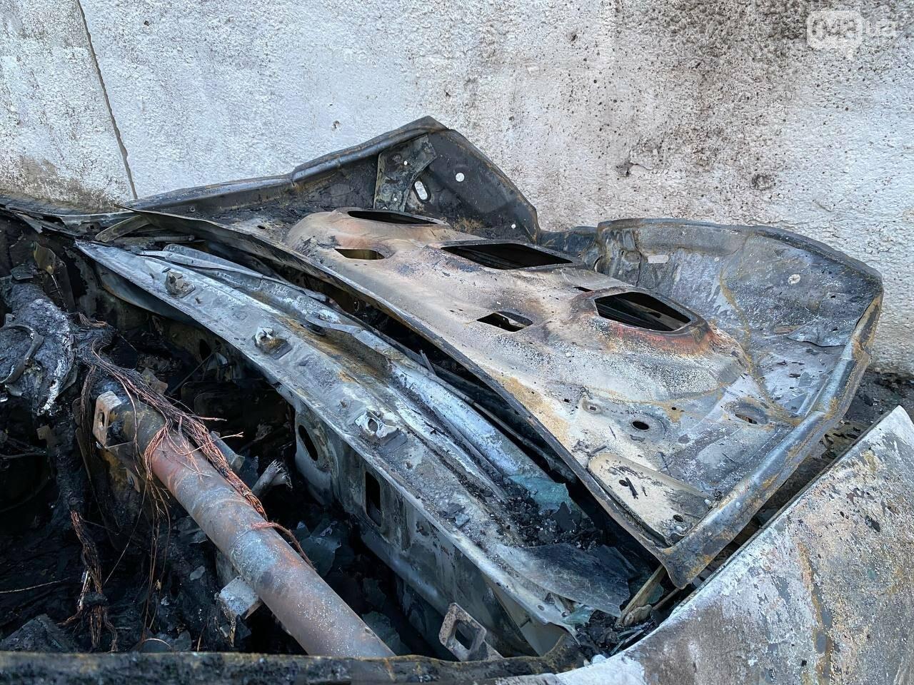 """""""Меня обещали зарезать, если не отступлю"""": стало известно, кому спалили автомобиль в Одессе, фото-3"""