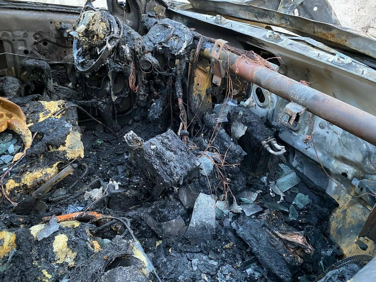 """""""Меня обещали зарезать, если не отступлю"""": стало известно, кому спалили автомобиль в Одессе, фото-4"""
