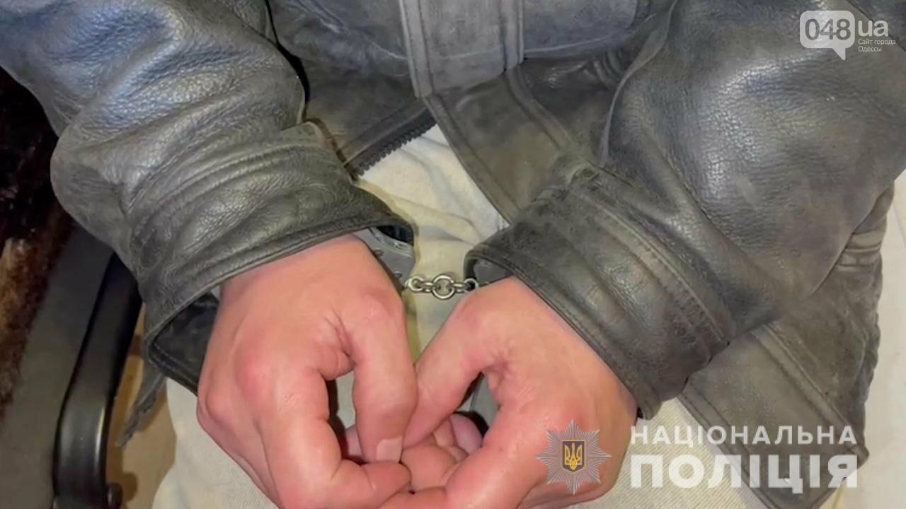 Убил топором и уехал с Одесской области: полицейские задержали подозреваемого, - ФОТО, ВИЕДО, фото-3