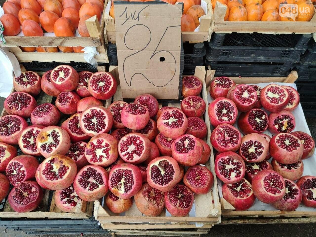 Огурцы, баклажаны, манго: почем на одесском Привозе фрукты и овощи, - ФОТО, фото-2