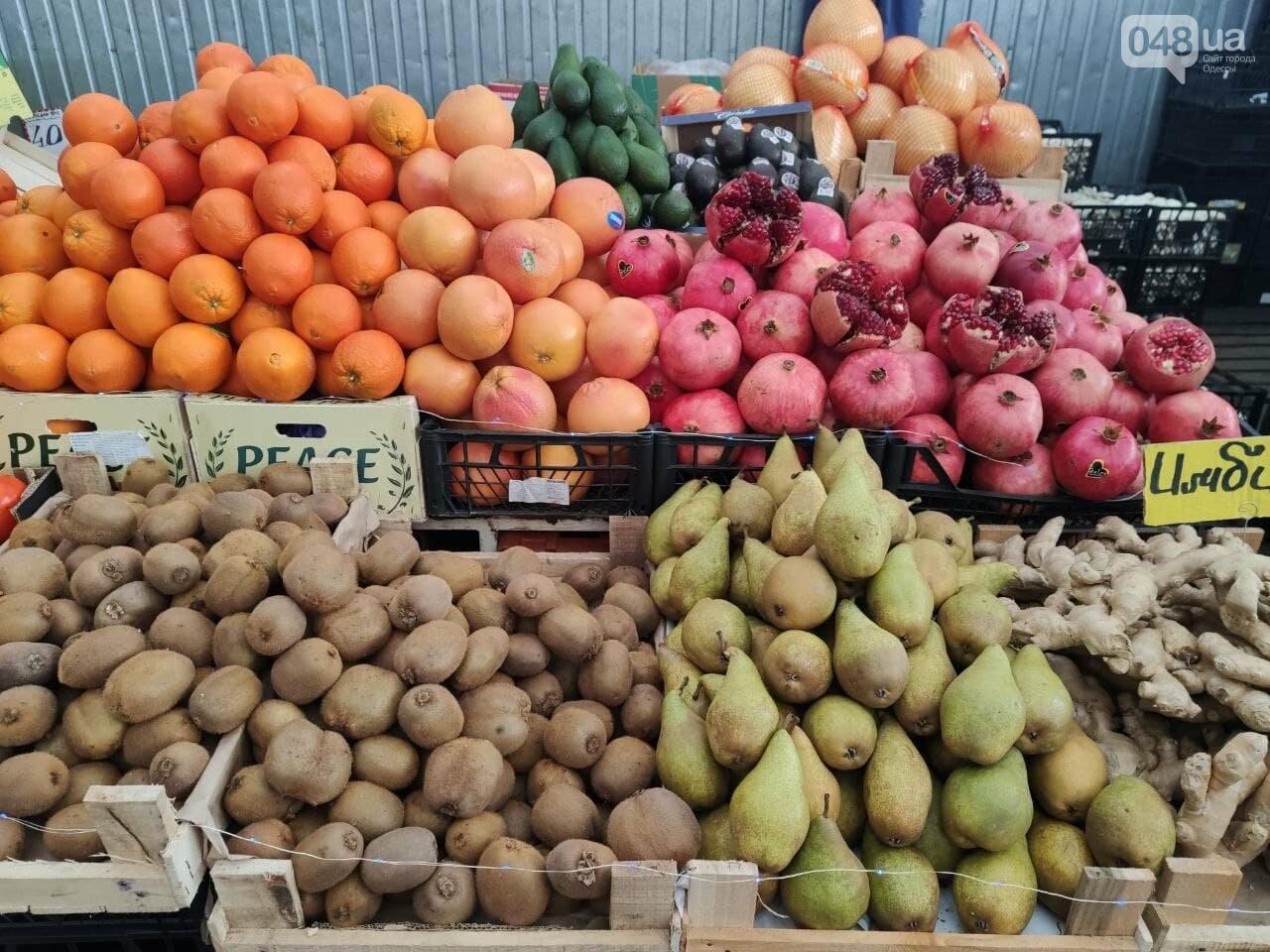 Огурцы, баклажаны, манго: почем на одесском Привозе фрукты и овощи, - ФОТО, фото-4