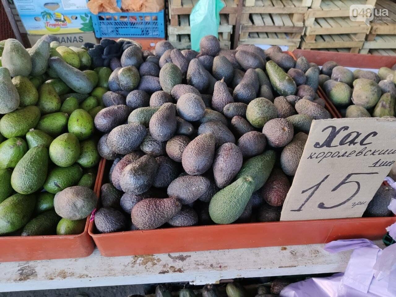 Огурцы, баклажаны, манго: почем на одесском Привозе фрукты и овощи, - ФОТО, фото-3