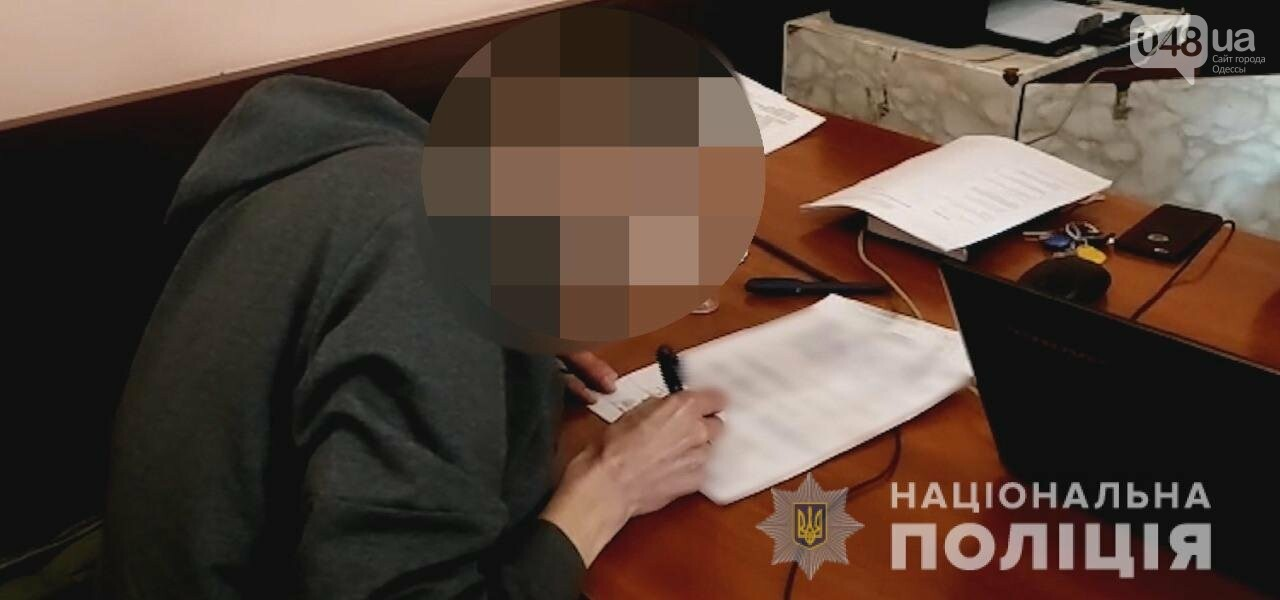 Одесские полицейские нашли поджигателей элитного автомобиля, - ФОТО, ВИДЕО, фото-2
