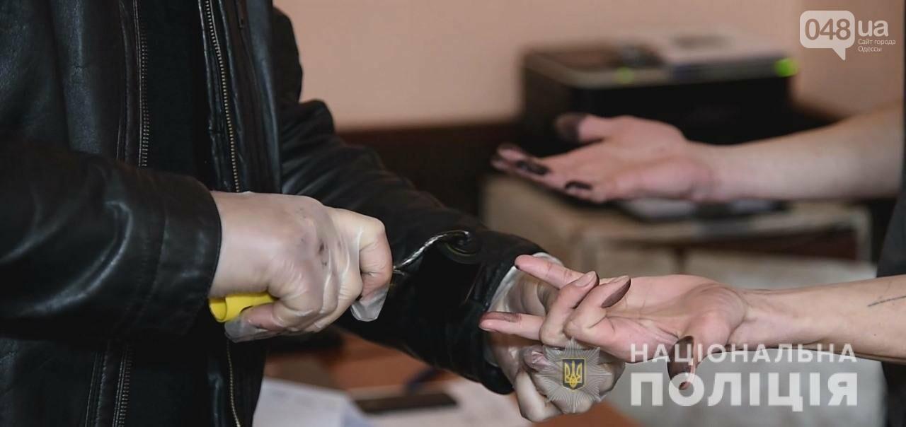 Одесские полицейские нашли поджигателей элитного автомобиля, - ФОТО, ВИДЕО, фото-3