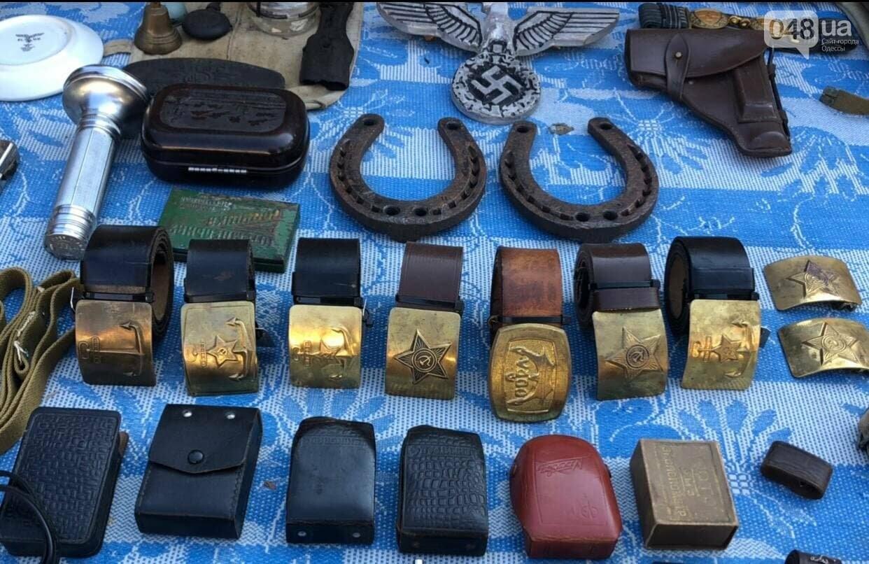 Антикварная посуда, старинные монеты и часы: что продают на одесской Староконке, - ФОТОПЯТНИЦА , фото-7