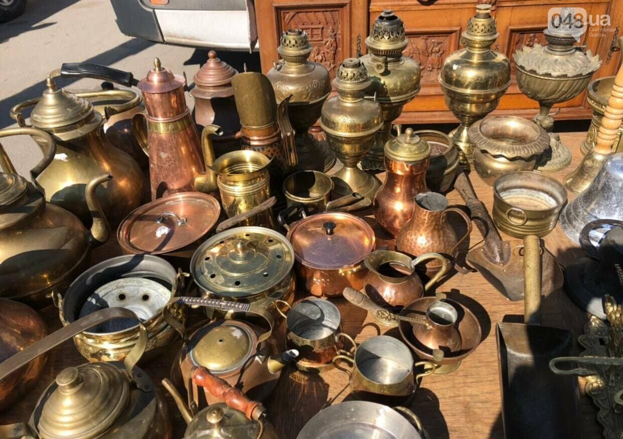 Антикварная посуда, старинные монеты и часы: что продают на одесской Староконке, - ФОТОПЯТНИЦА , фото-10
