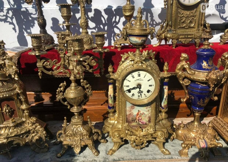 Антикварная посуда, старинные монеты и часы: что продают на одесской Староконке, - ФОТОПЯТНИЦА , фото-6