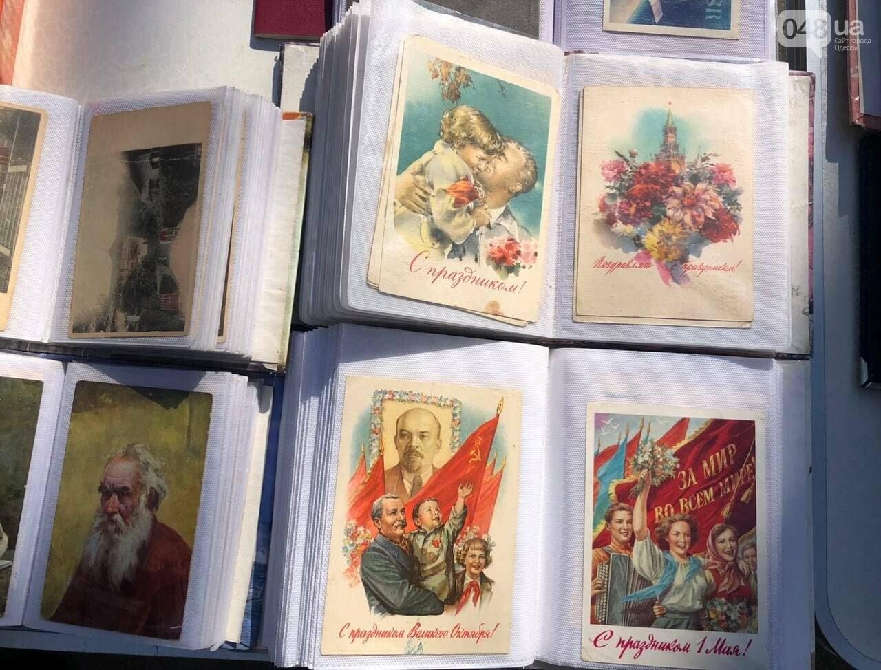 Антикварная посуда, старинные монеты и часы: что продают на одесской Староконке, - ФОТОПЯТНИЦА , фото-4