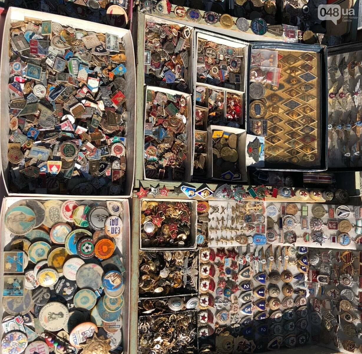 Антикварная посуда, старинные монеты и часы: что продают на одесской Староконке, - ФОТОПЯТНИЦА , фото-12