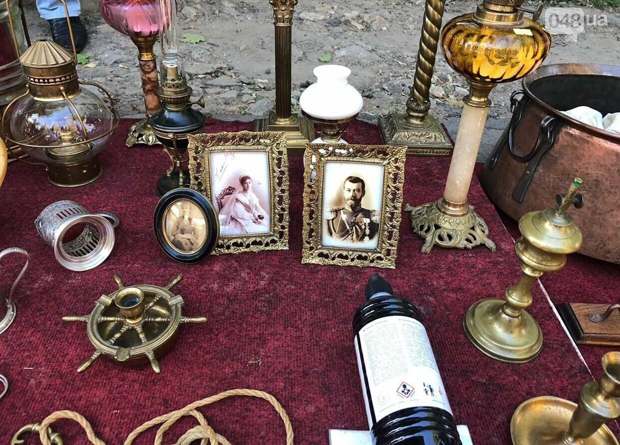 Антикварная посуда, старинные монеты и часы: что продают на одесской Староконке, - ФОТОПЯТНИЦА , фото-13