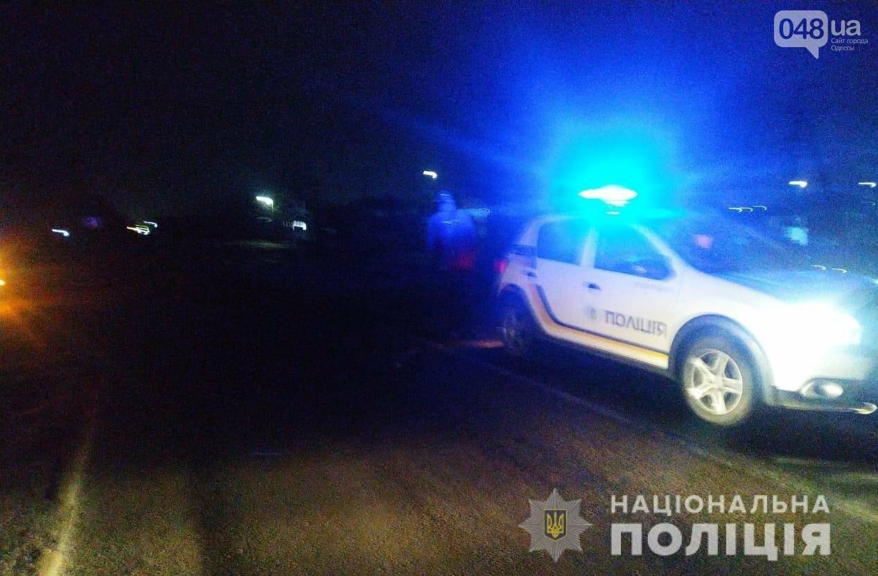 Лежала на проезжей части: в Одесской области под колёсами машины погибла женщина, - ФОТО, фото-1