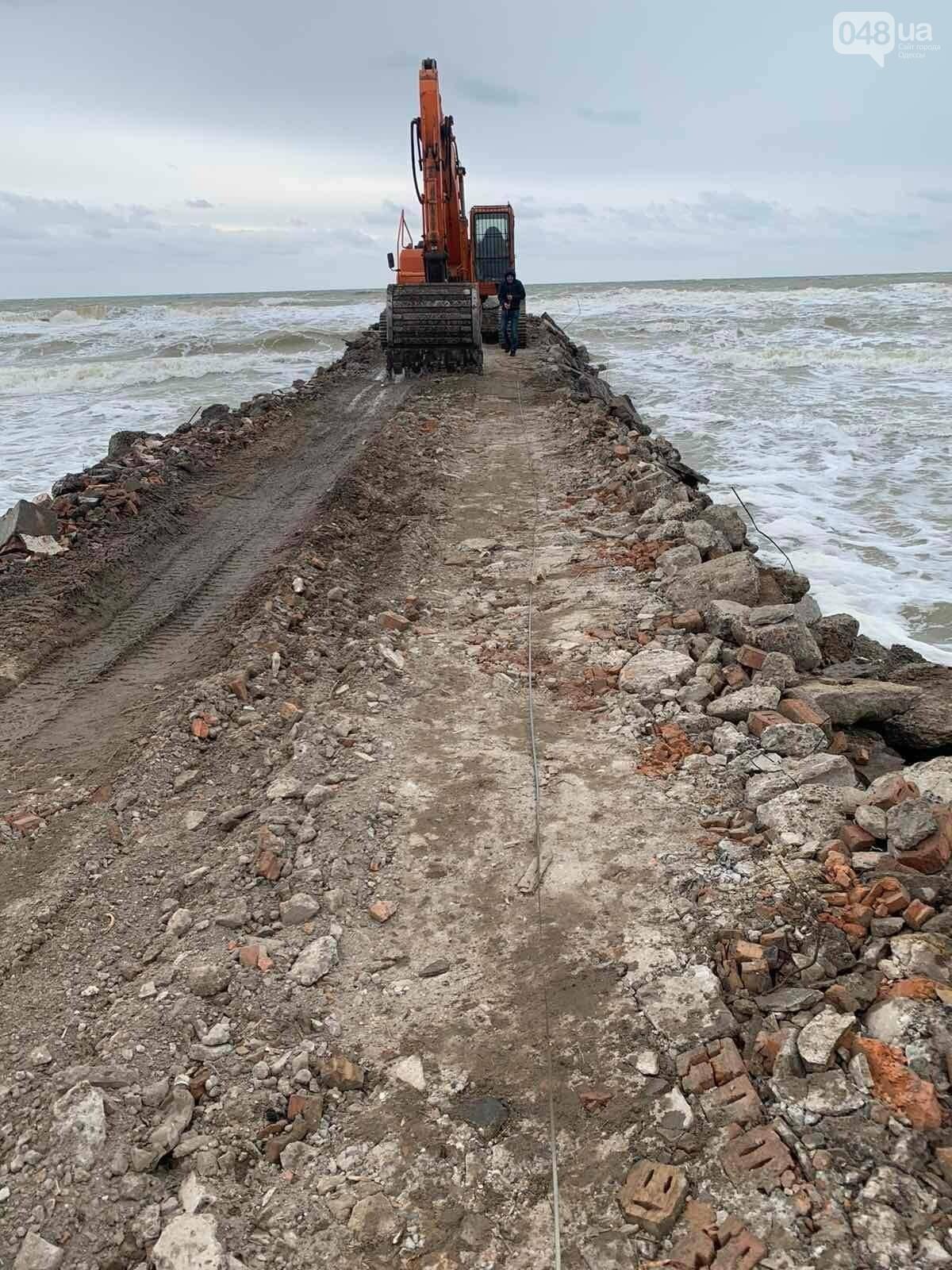 Экологическая катастрофа: в Одесской области нависла угроза обрушения склонов, - ФОТО, фото-1