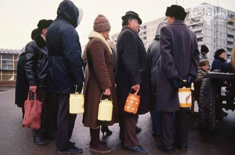Сколько водки и колбасы могли купить одесситы на одну зарплату  в советское время и сейчас, фото-3