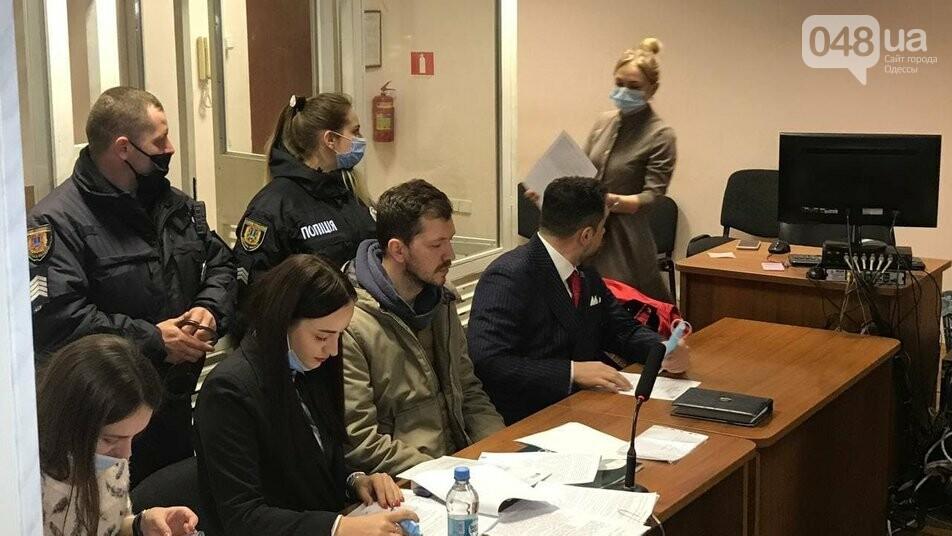 Суд Одессы избрал меру пресечения фотографу Никифорову, который подозревается в смертельном ДТП,- ФОТО, ВИДЕО, фото-3