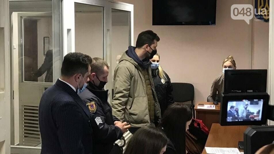 Суд Одессы избрал меру пресечения фотографу Никифорову, который подозревается в смертельном ДТП,- ФОТО, ВИДЕО, фото-1