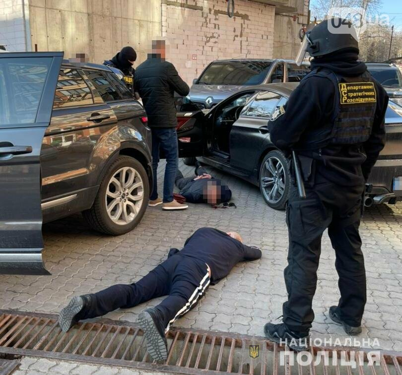 Спецоперация в Одессе: правоохранители задержали криминального авторитета из РФ, - ФОТО, фото-2