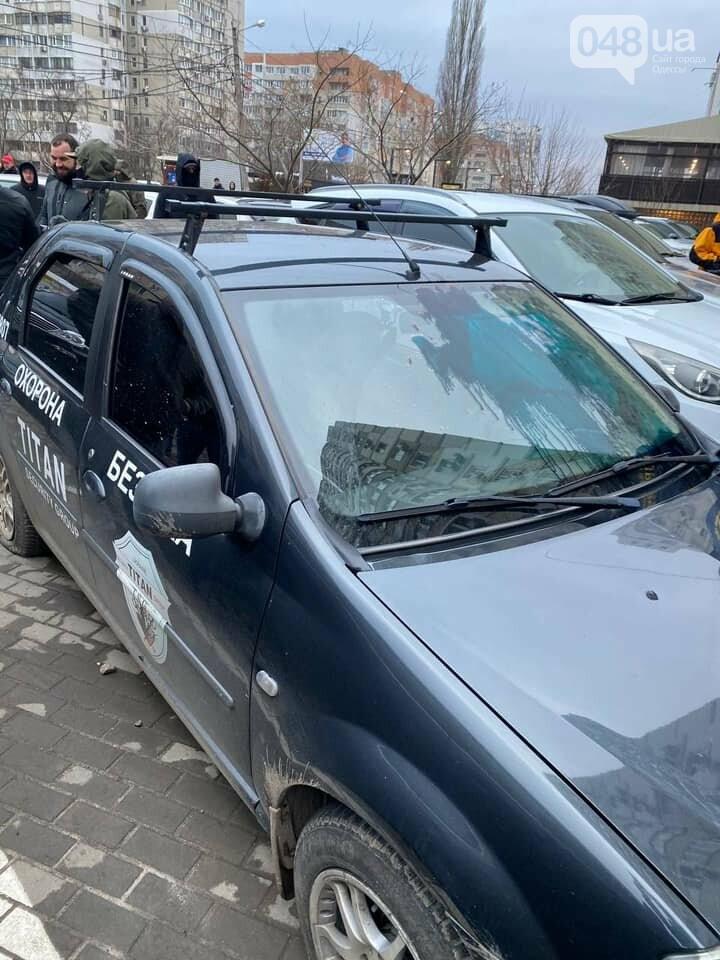 В Одессе сотрудники охранной фирмы избили участника АТО, - ФОТО, ВИДЕО, фото-7