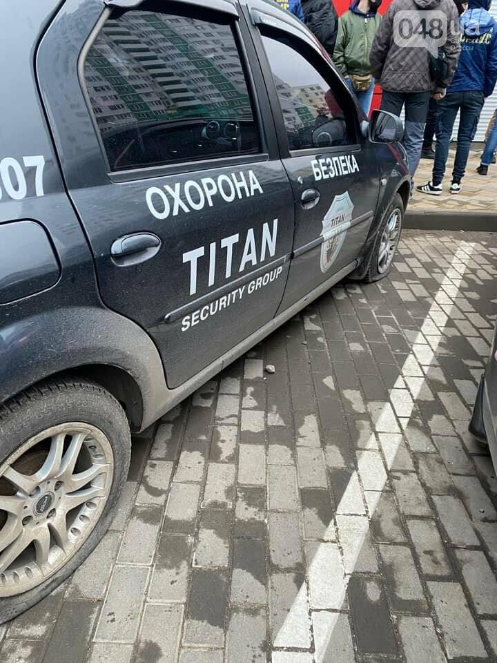 В Одессе сотрудники охранной фирмы избили участника АТО, - ФОТО, ВИДЕО, фото-8