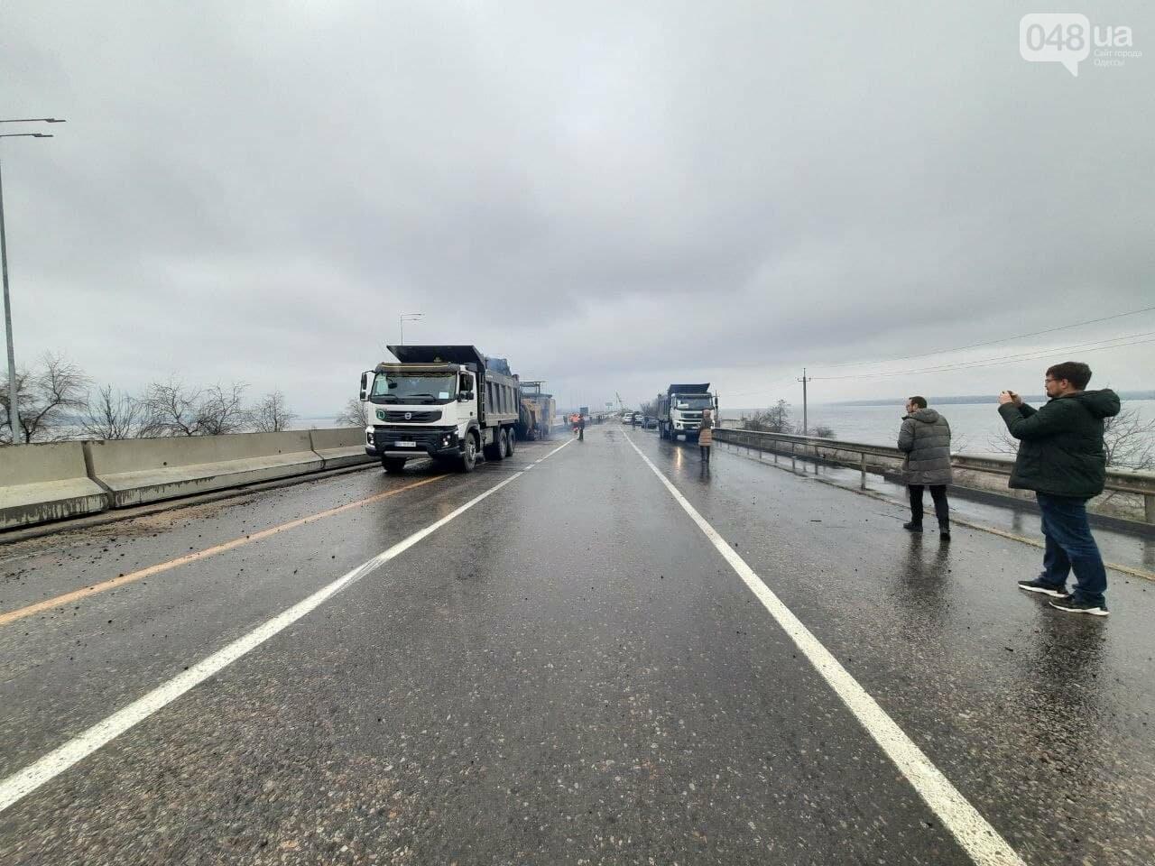 В Одессе движение по мосту через Хаджибейский лиман планируют открыть к лету,  - ФОТО,  ВИДЕО, фото-12