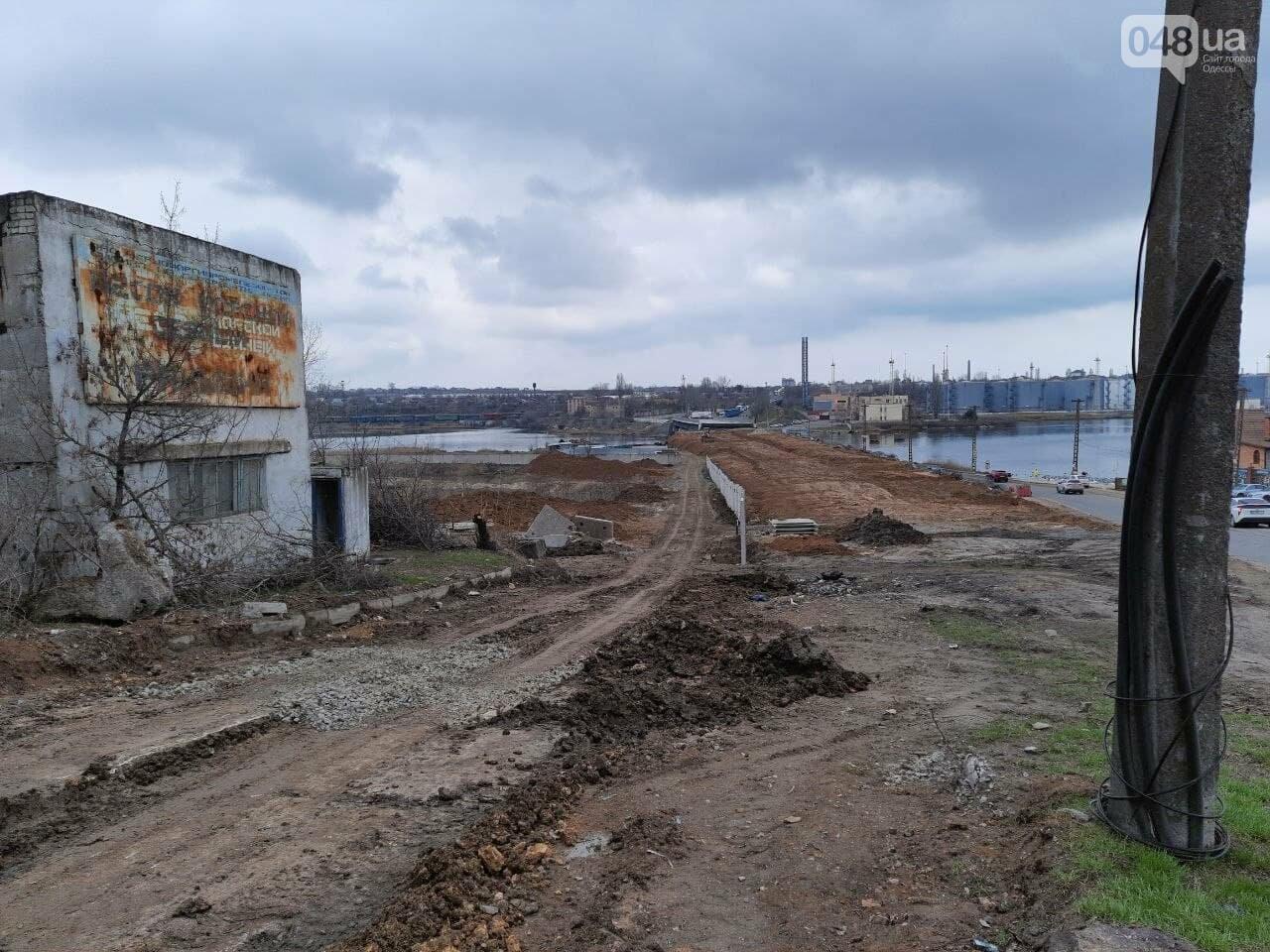 Сколько стоит и когда достроят мост через Сухой лиман на трассе Одесса-Черноморск,- ФОТО, ВИДЕО, фото-8