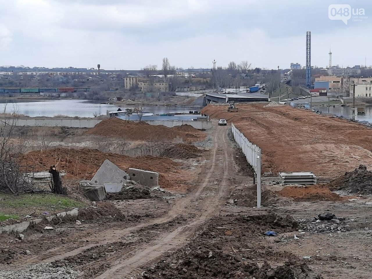 Сколько стоит и когда достроят мост через Сухой лиман на трассе Одесса-Черноморск,- ФОТО, ВИДЕО, фото-3