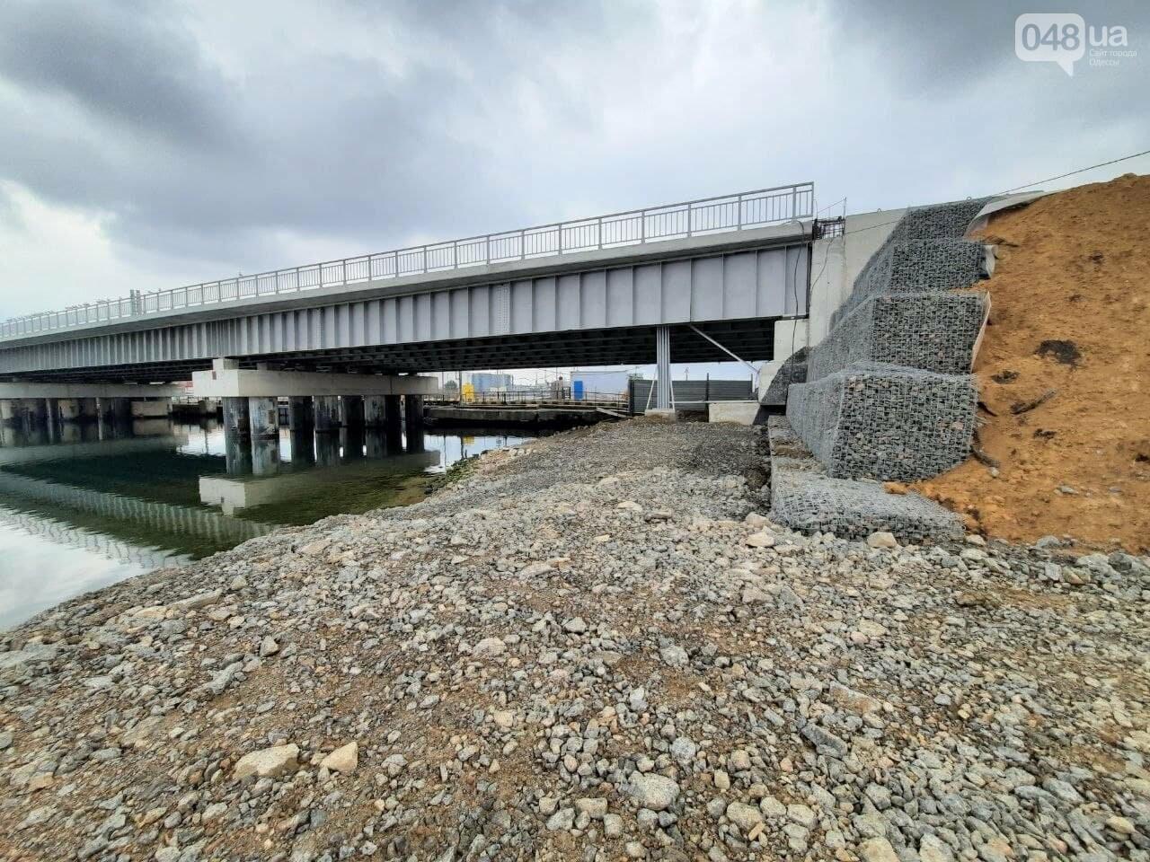 Сколько стоит и когда достроят мост через Сухой лиман на трассе Одесса-Черноморск,- ФОТО, ВИДЕО, фото-9