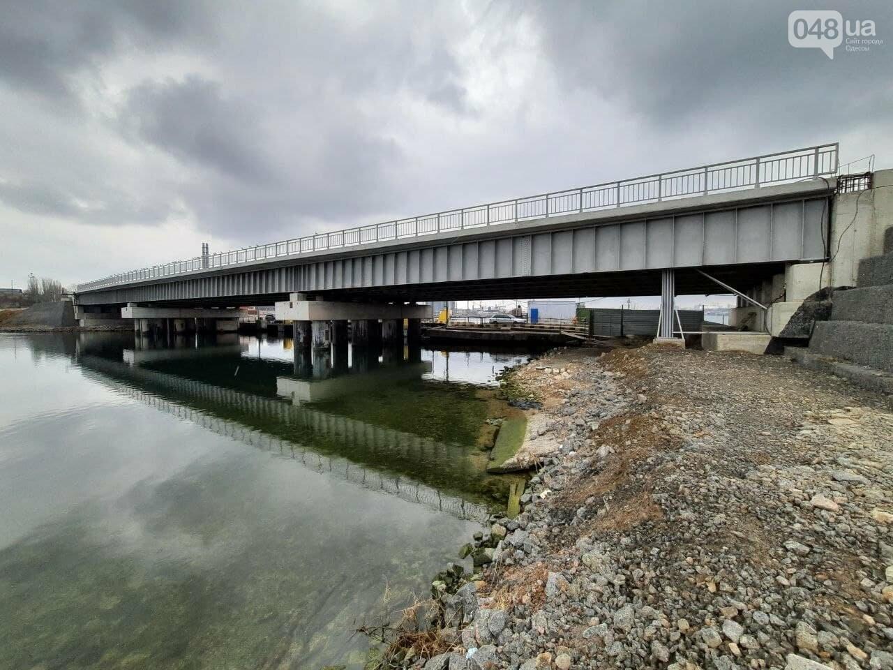 Сколько стоит и когда достроят мост через Сухой лиман на трассе Одесса-Черноморск,- ФОТО, ВИДЕО, фото-1