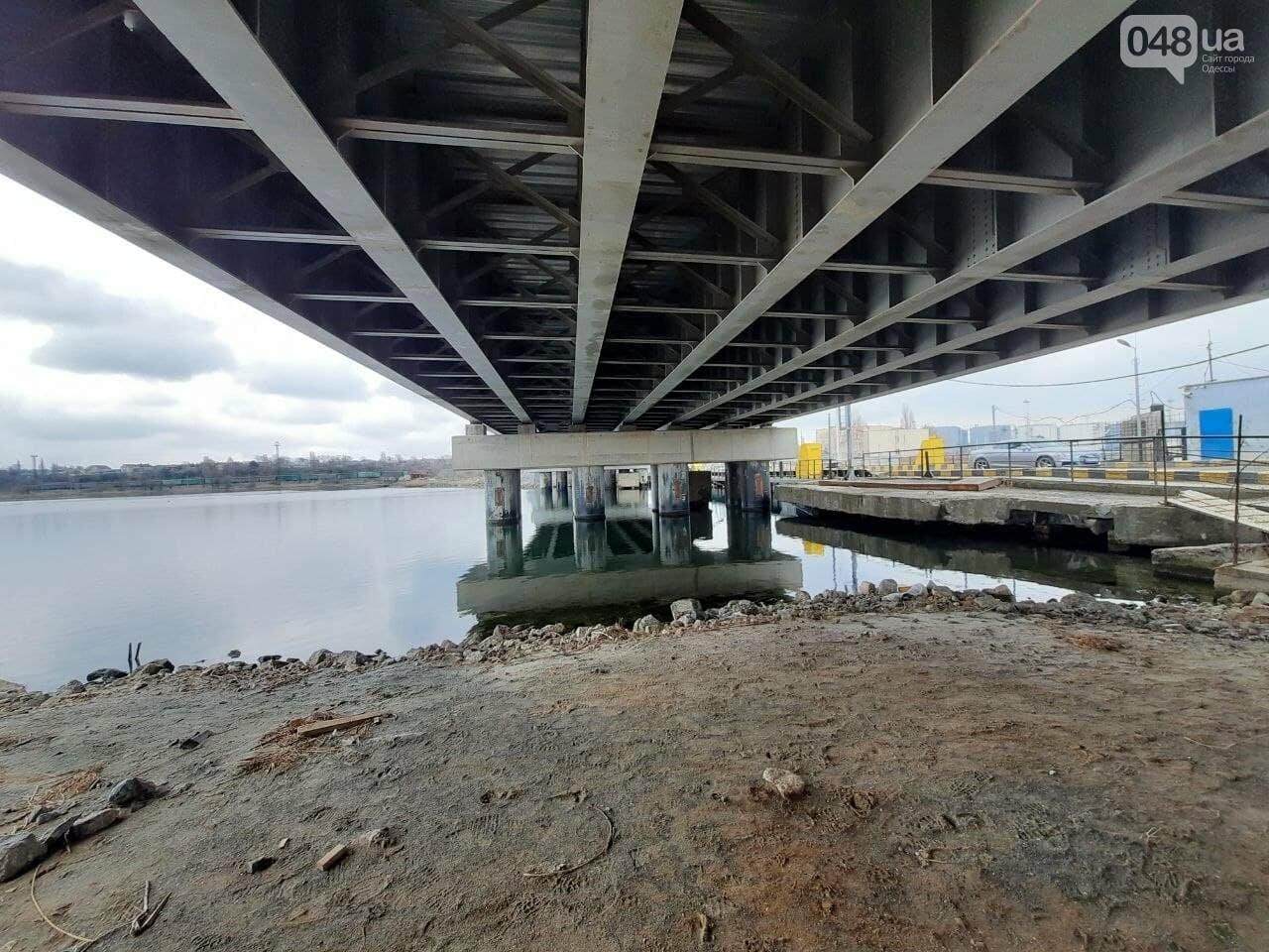 Сколько стоит и когда достроят мост через Сухой лиман на трассе Одесса-Черноморск,- ФОТО, ВИДЕО, фото-2