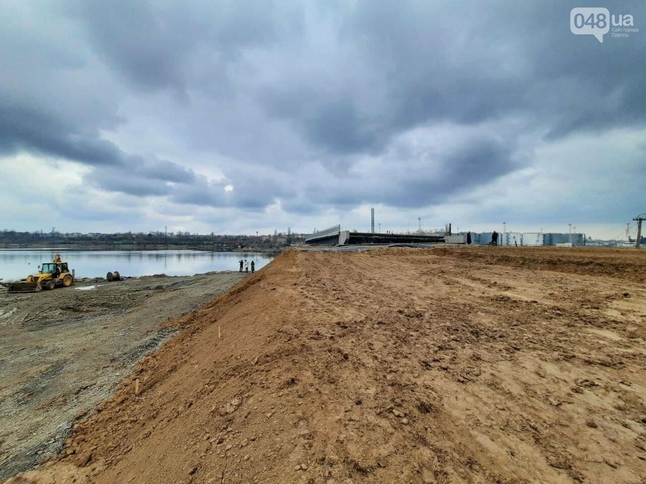 Сколько стоит и когда достроят мост через Сухой лиман на трассе Одесса-Черноморск,- ФОТО, ВИДЕО, фото-5