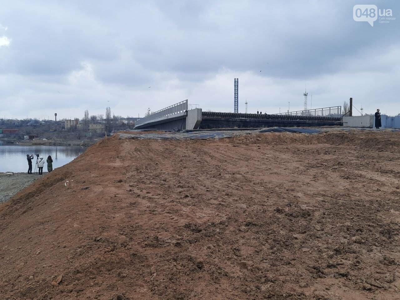 Сколько стоит и когда достроят мост через Сухой лиман на трассе Одесса-Черноморск,- ФОТО, ВИДЕО, фото-6