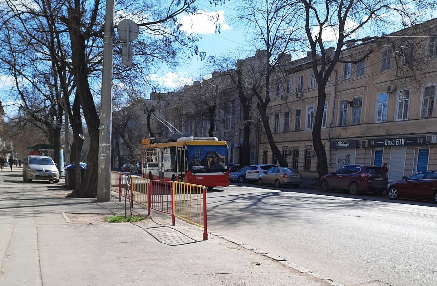 Карантин наполовину: как в Одессе работает общественный транспорт, - ФОТО  , фото-9