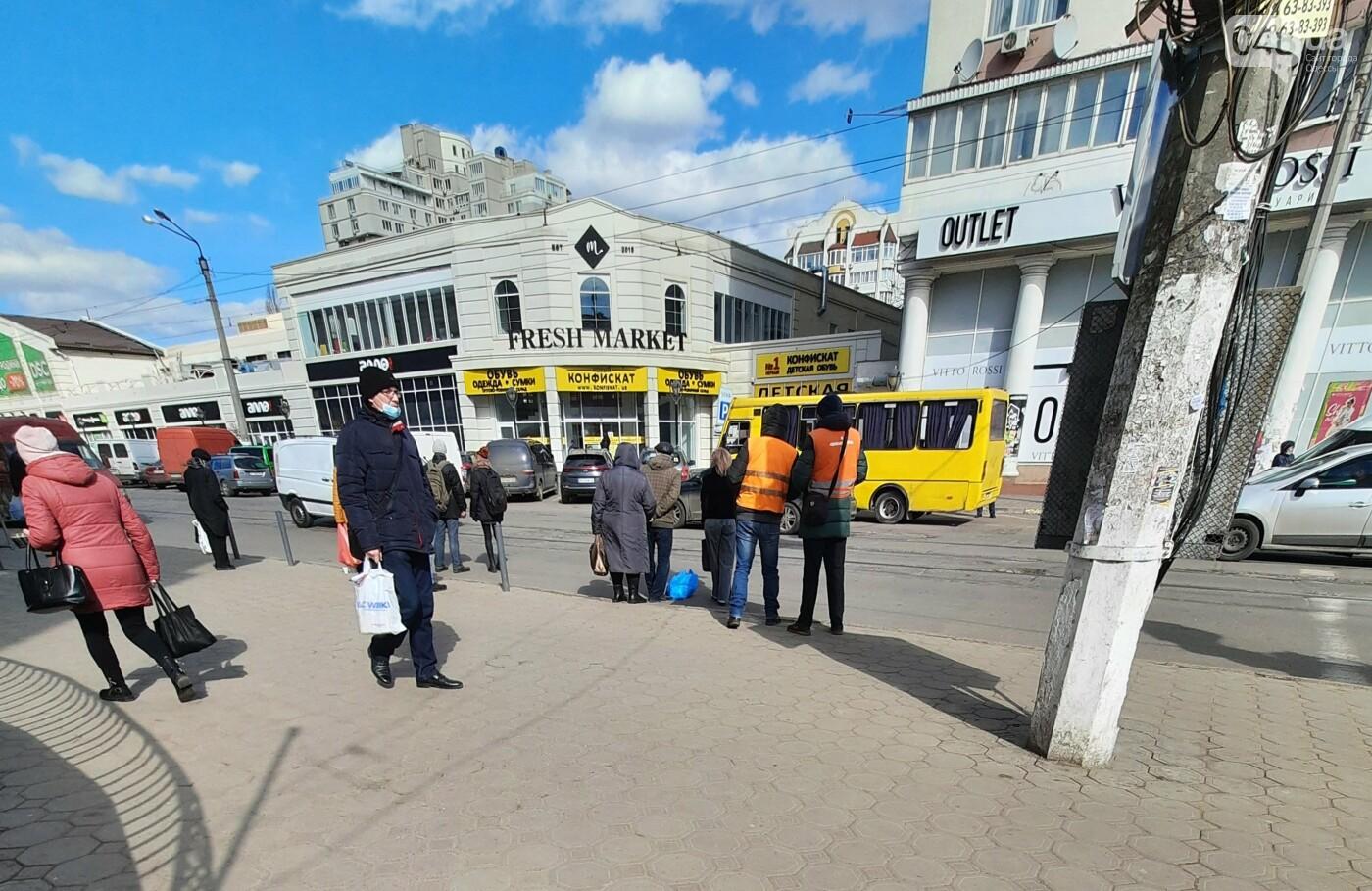 Карантин наполовину: как в Одессе работает общественный транспорт, - ФОТО  , фото-2