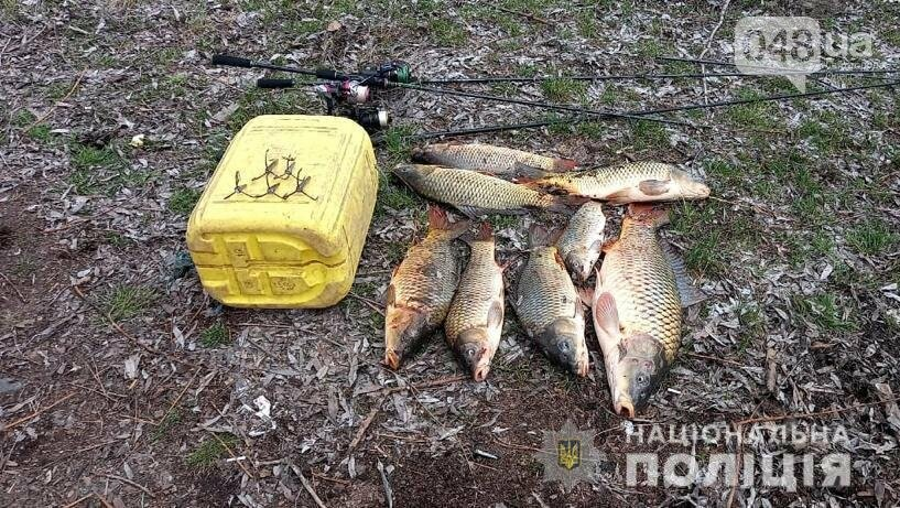 Полицейские совместно с рыбным патрулём задержали одесситов нарушавших правила рыболовства, - ФОТО, фото-1