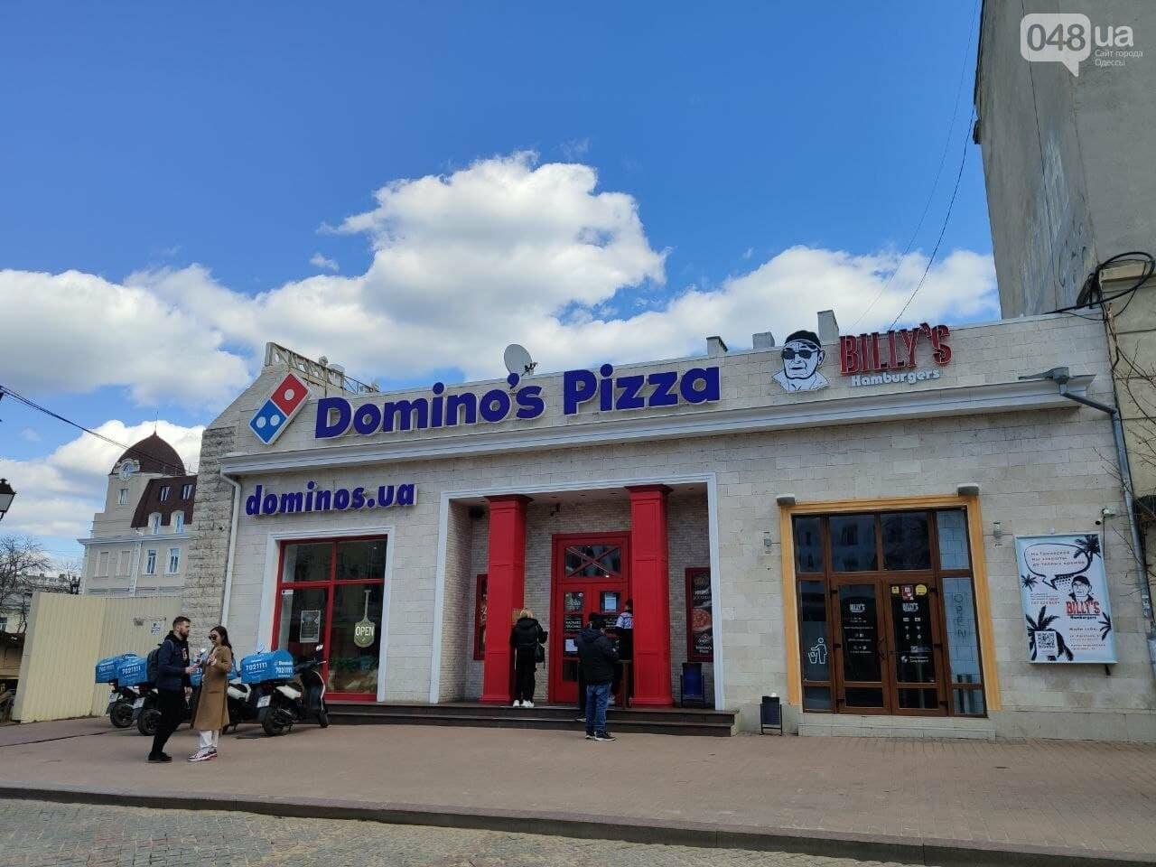 Закрыты не все: как в Одессе работают кафе и рестораны, - ФОТО, фото-1