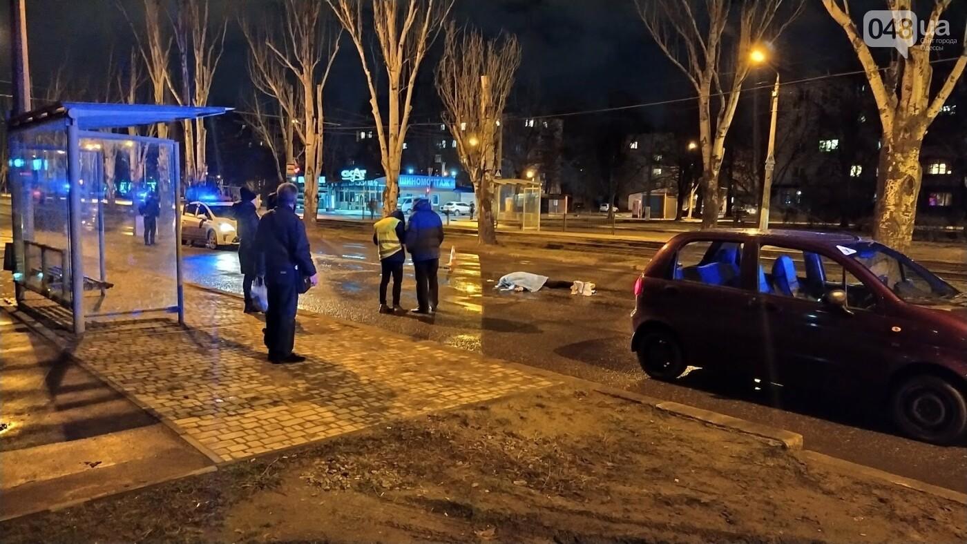 Сбил пешехода и скрылся: в Одессе произошло смертельное ДТП, - ФОТО, фото-2