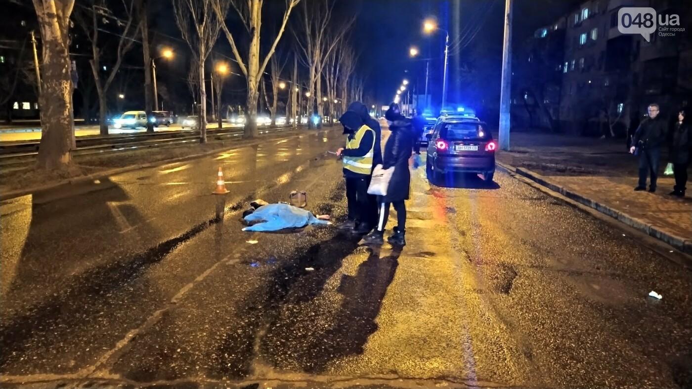 Сбил пешехода и скрылся: в Одессе произошло смертельное ДТП, - ФОТО, фото-3