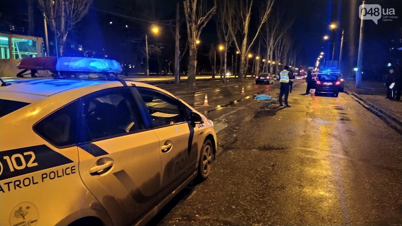 Сбил пешехода и скрылся: в Одессе произошло смертельное ДТП, - ФОТО, фото-4