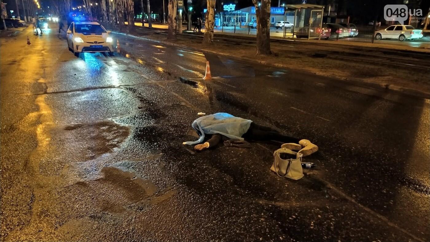Сбил пешехода и скрылся: в Одессе произошло смертельное ДТП, - ФОТО, фото-5