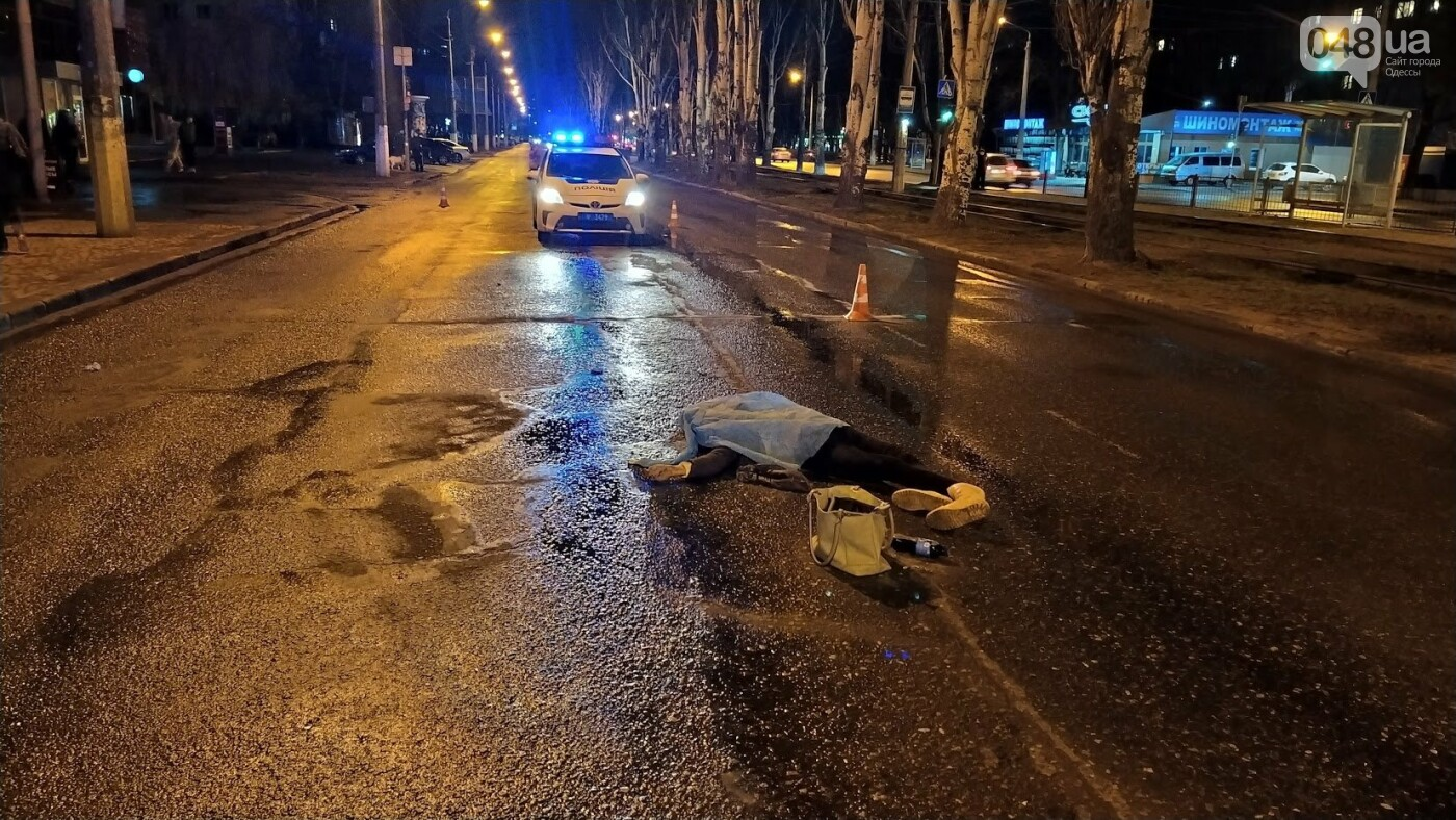 Сбил пешехода и скрылся: в Одессе произошло смертельное ДТП, - ФОТО, фото-10