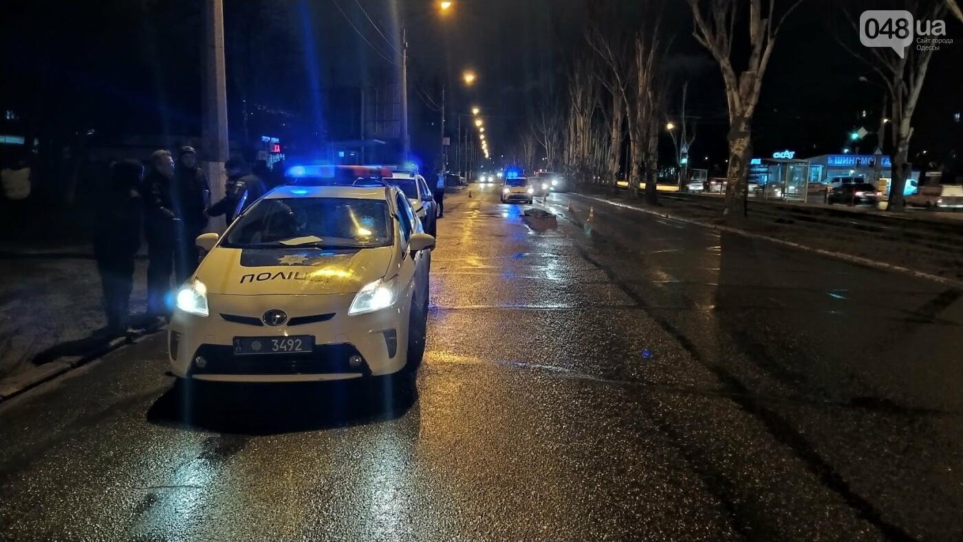 Сбил пешехода и скрылся: в Одессе произошло смертельное ДТП, - ФОТО, фото-6
