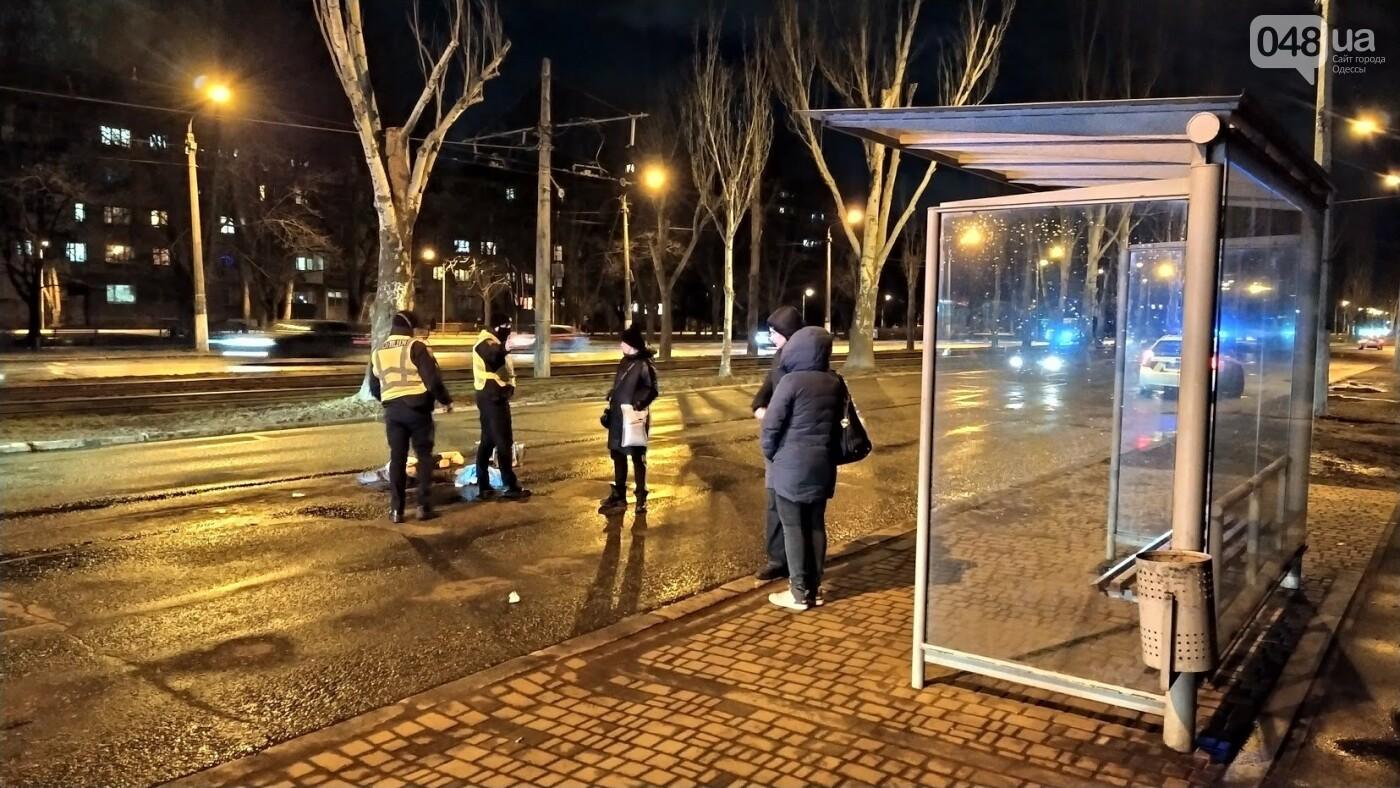 Сбил пешехода и скрылся: в Одессе произошло смертельное ДТП, - ФОТО, фото-7