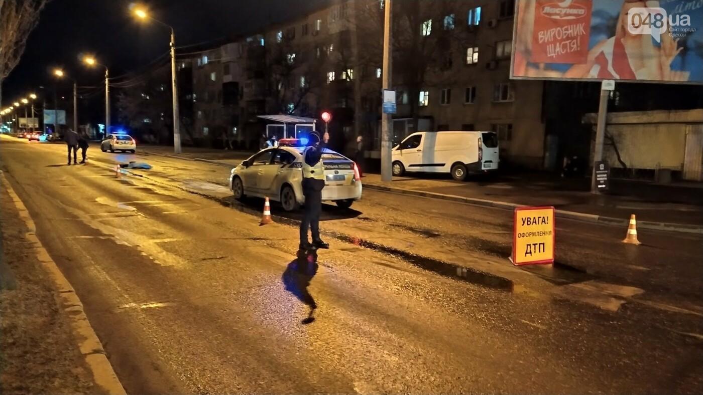 Сбил пешехода и скрылся: в Одессе произошло смертельное ДТП, - ФОТО, фото-8